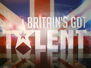 'Britain's Got Talent' Star Visits Aycliffe