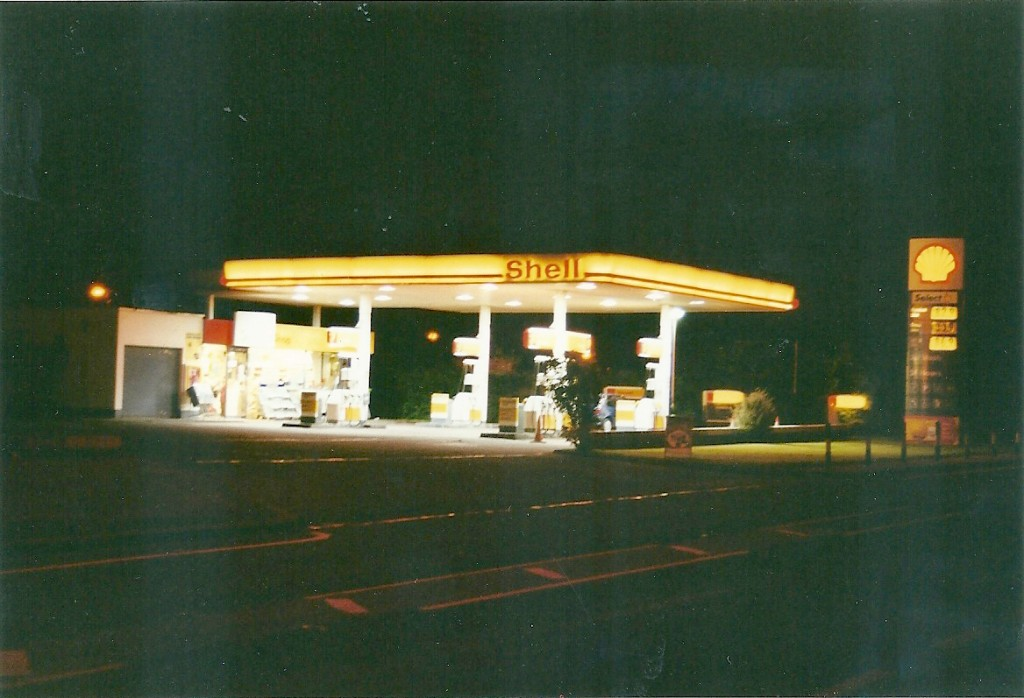 aycliffe village petrol station newton news