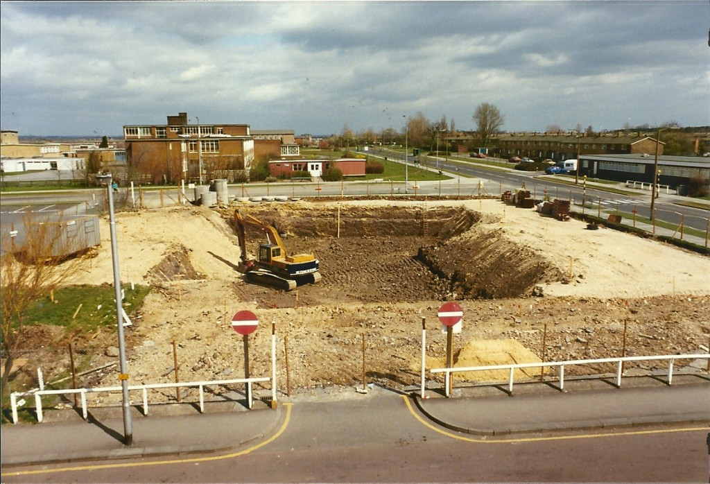magistrates court digging foundations newton news