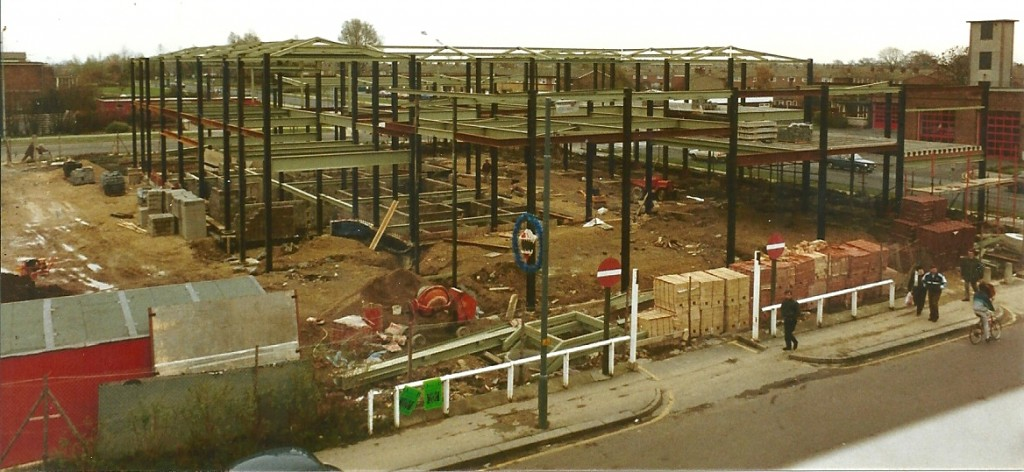 magistrates court under construction newton aycliffe