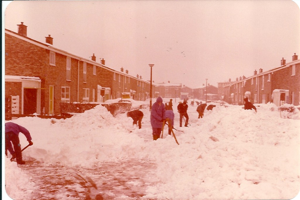 welbury grove newton aycliffe c1979 newton news