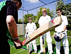 Cricket Academy at Woodham College