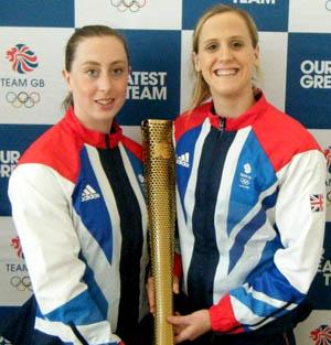 Newtonian in GB Olympic Team