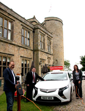 Walworth Install Free Electric Car Charging Point