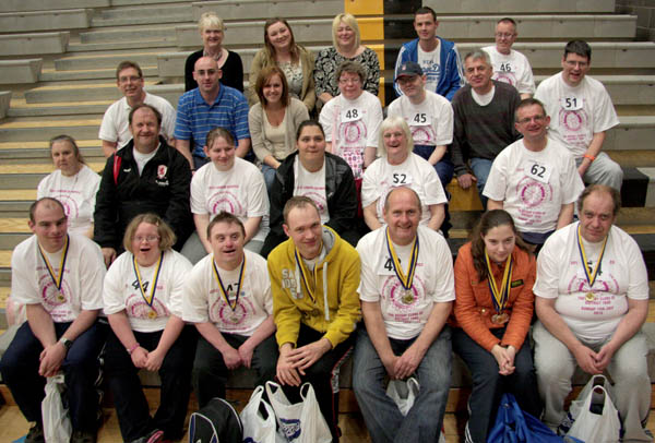 Wishing Well Club Win Most Events at Northern Games