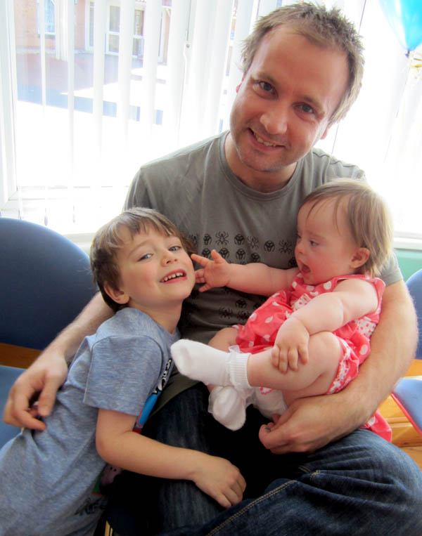 Down Syndrome Charity Now Based At Aycliffe
