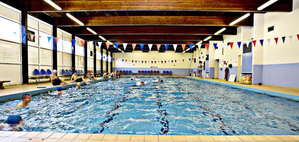 Swimming Coaching at Woodham Academy