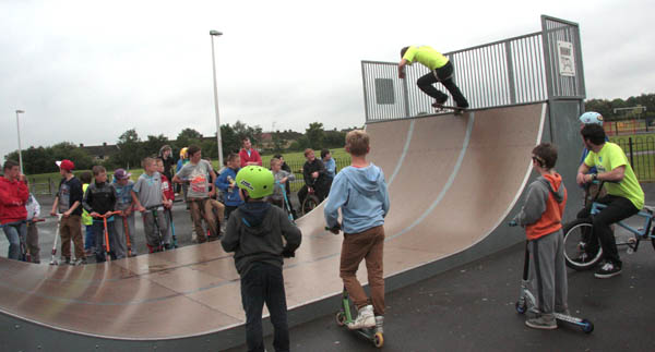 Council's Fun Day At The Park