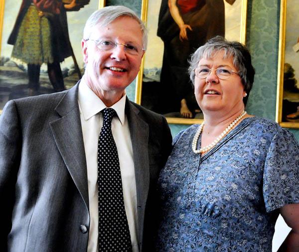 Banker Donates £1 Million