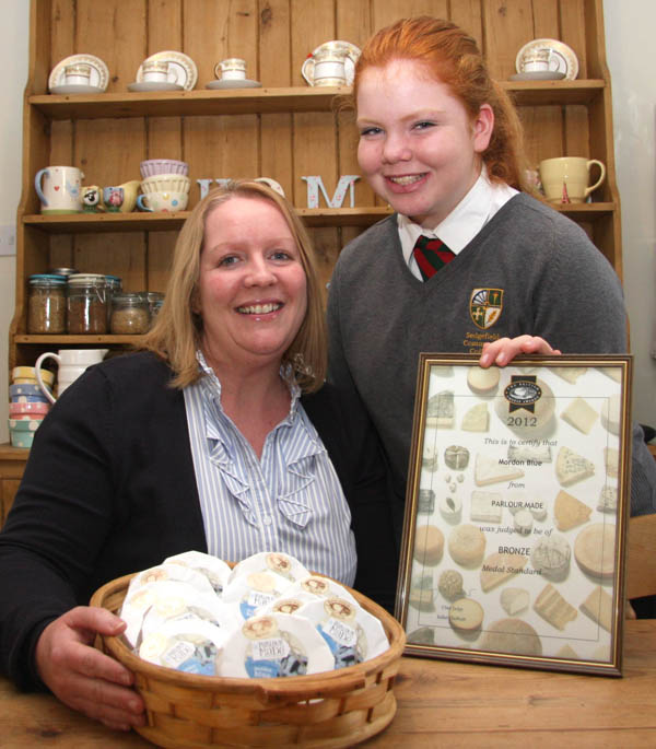 Bronze Medal for Local Cheesemaker