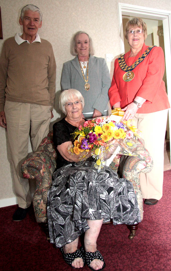 Aycliffe Village Couple Celebrate Golden Wedding