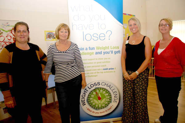 Cash Prizes for Weight Loss Challenge at Agnew