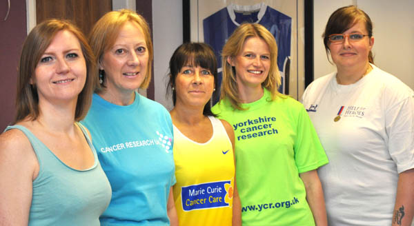 Team Roman Raise £2,300 for charity in Great North Run