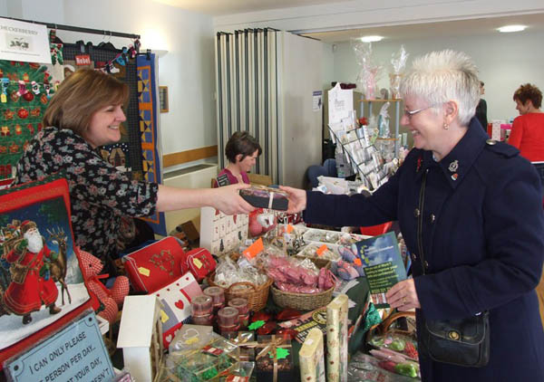Christmas Craft and Gift Fair at the Pioneering Care Centre