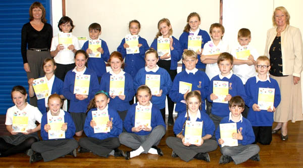 Rotary Club Gift of Dictionaries to all Year Six Students