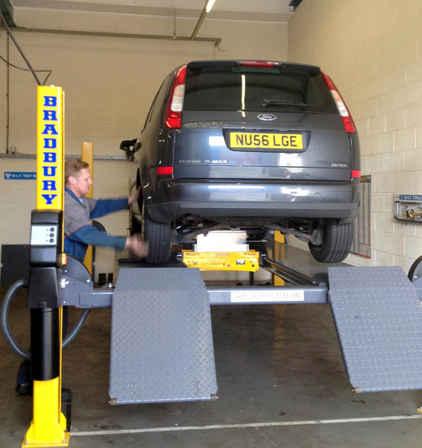 New MOT Testing Station For Aycliffe