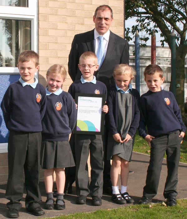 Award for Village School