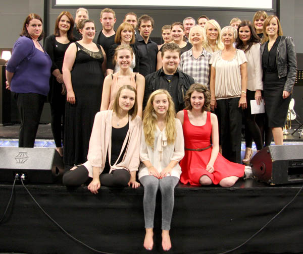 M.A.D. Youth Theatre Group's Fantastic Show at Xcel Centre