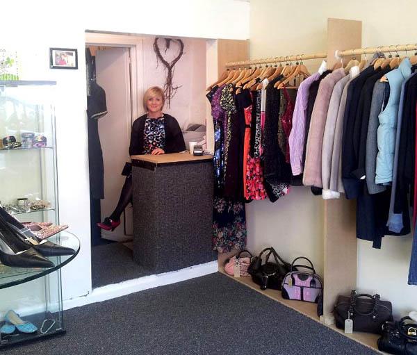 Aycliffe Girl Opens Dress Shop in Shildon
