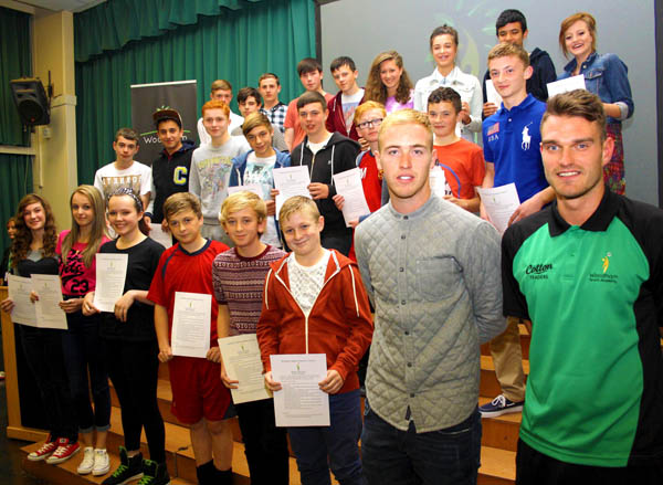 Aycliffe Football Pro Launches Woodham Coaching Courses
