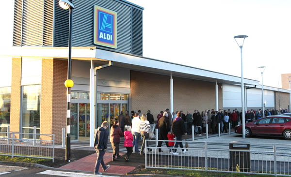 Just Follow Aldi's Rules