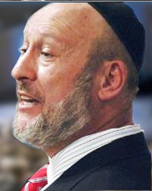 World Famous Rabbi Visits Xcel Centre
