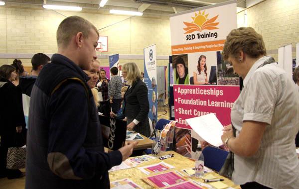 Jobs Fair Attracts