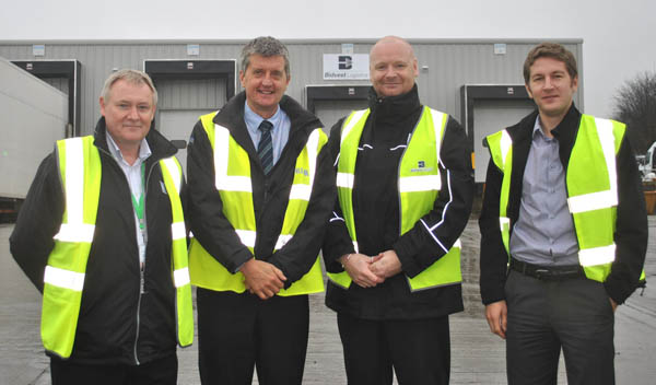 Aycliffe Firm's Big Contract