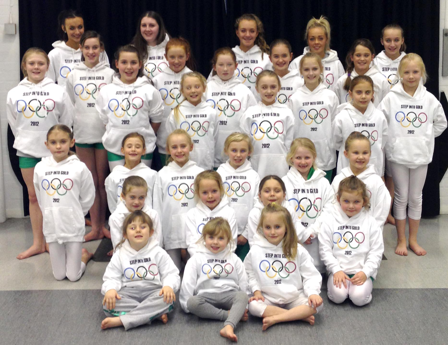 Great Year for Dance School
