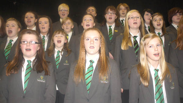 Great Variety in Woodham's Annual Christmas Concert