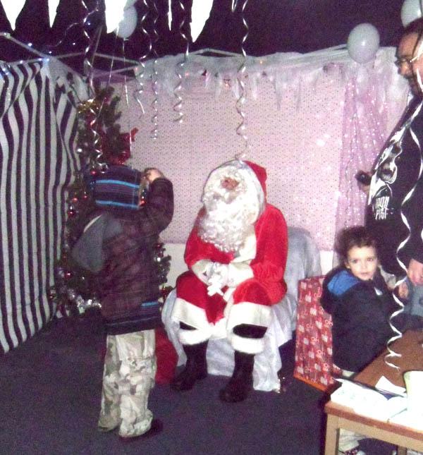 Christmas Fair at Youth Centre