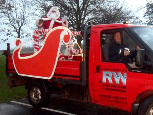 Christmas Cheer at Woodham Academy