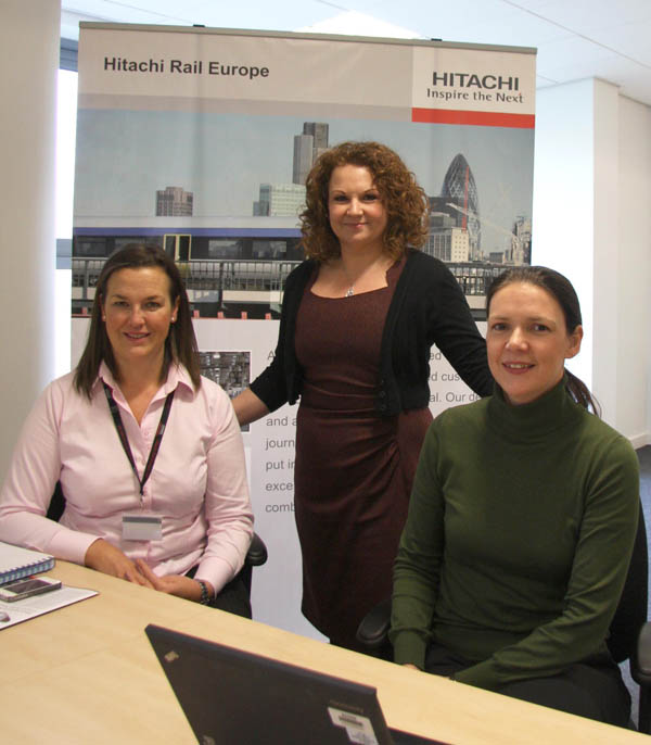 Hitachi Opens New Office in the Xcel Centre