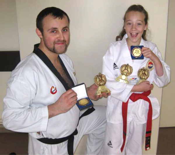 Chungdokwan Success at  National Competition