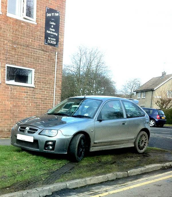 Parking Problem Solved