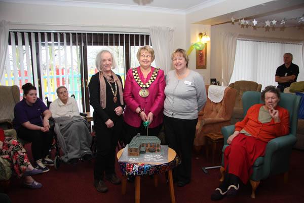 Care Home Celebrates 20th Anniversary