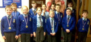 Byerley Park Win Swimming Gala