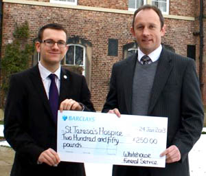 Funeral Service Supports Hospice