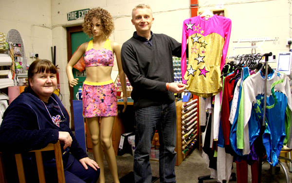 New Garment Firm Launched in Shildon