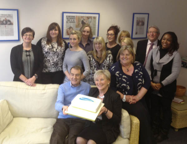 Outstanding Fostering Agency Celebrates