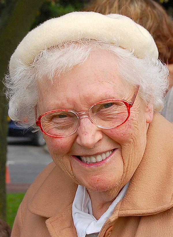 Obituary – Rosemary Boynton