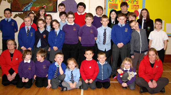 After School Club in Community Centre