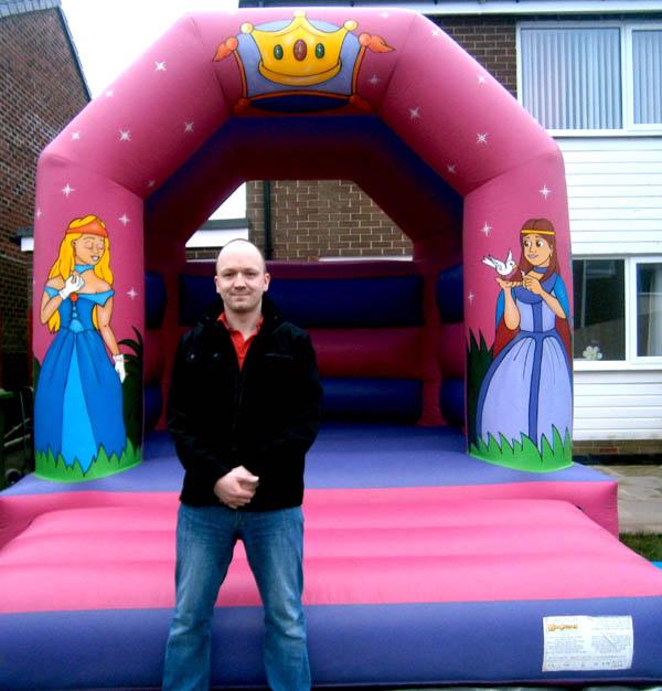 Family Start Bouncy Castle Business