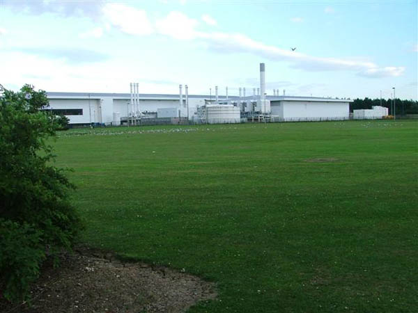 Closure of RFMD Shocks Aycliffe