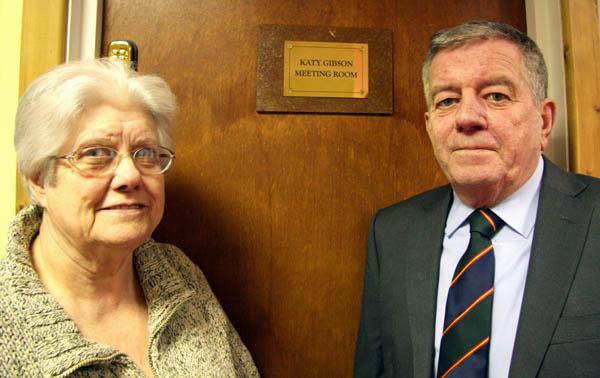 Room Naming at Agnew Community Centre