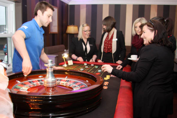 Open Evening at Hotel