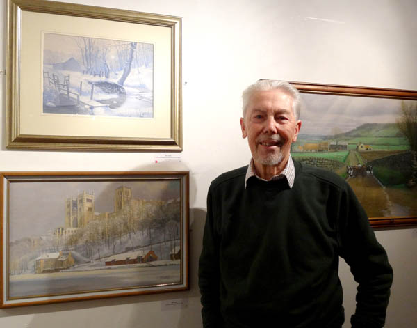 Last Chance to See Miners' Art