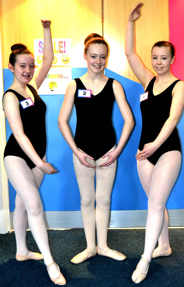 100% Exam Pass Rate for Aycliffe Dance Academy