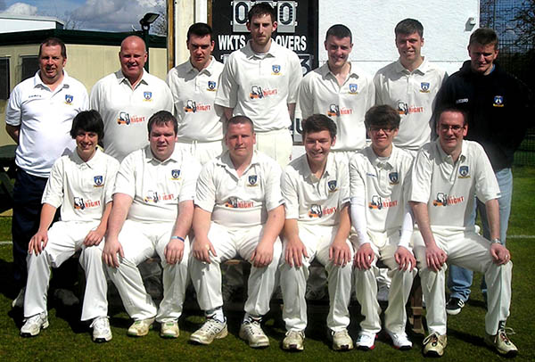 Aycliffe Cricket Club Win First Game in New League