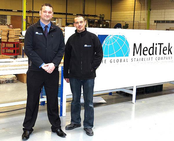 Over 500 Apply for Jobs at New MediTek Factory